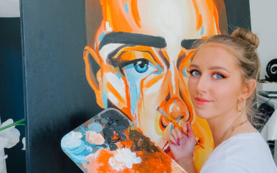 #007 Marie Guerineau : Être artiste à l'ère du numérique