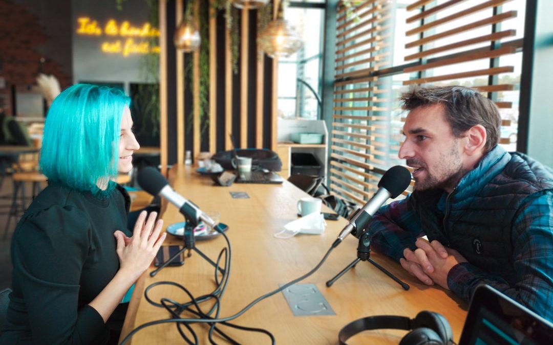 Maxime Lefebvre et Manon Thiriet