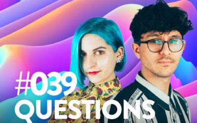 #039 – Épisode spécial – On répond à vos questions sur le Branding !