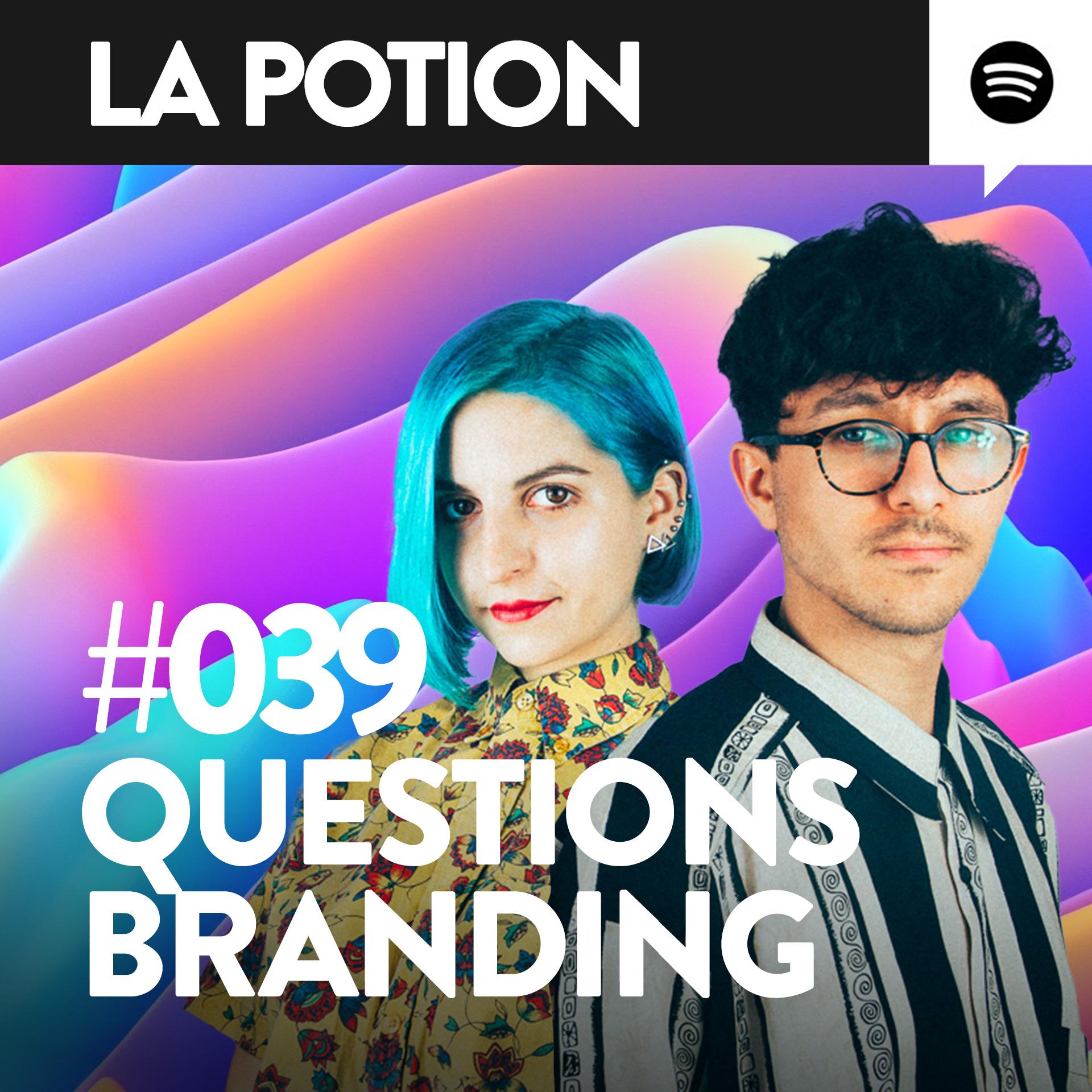 Questions sur le branding