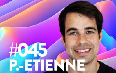 #045 – Pierre-Etienne Bidon – Moka.care – Développer une marque forte grâce à sa raison d'être「 La Potion 」