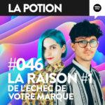 LA POTION - Design, Branding et Secrets de Marque